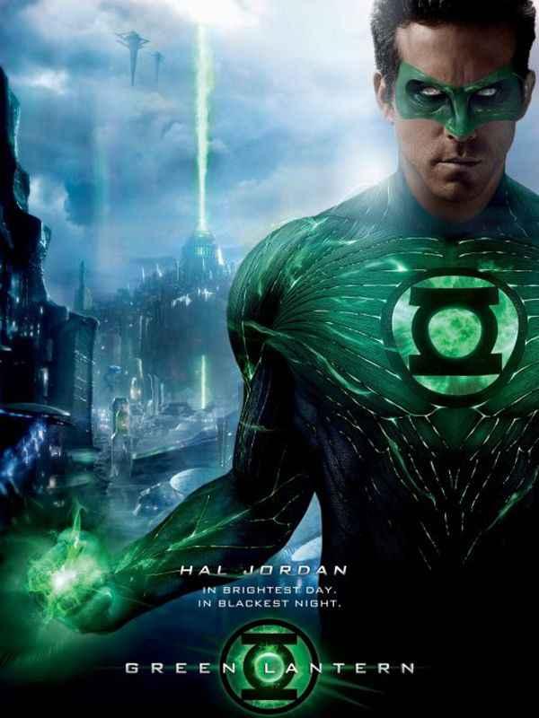 FILMS FANTASTIQUES - Page 2 Affiche-green-lantern