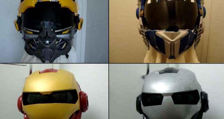 une motos et des accessoires pour motards geek iron man transformers stormtrooper neozone. Black Bedroom Furniture Sets. Home Design Ideas