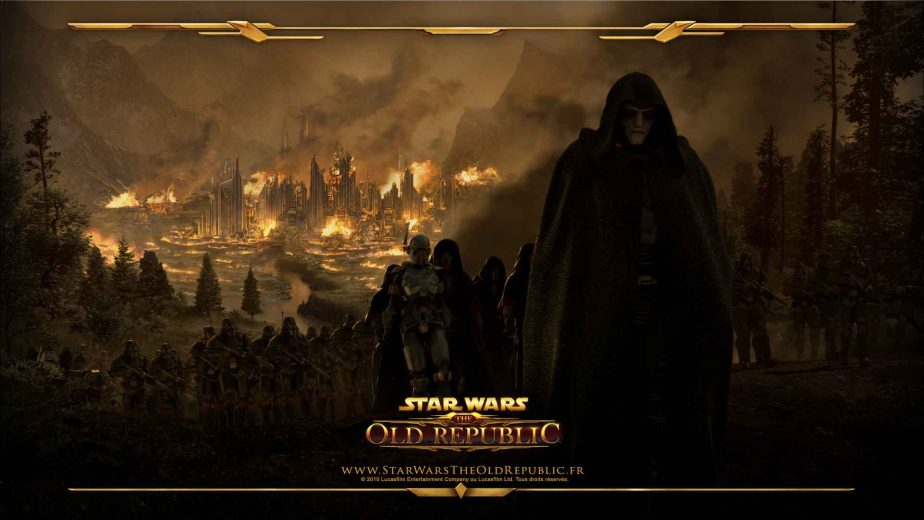 Star Wars: The Old Republic, un résumé des rumeurs du MMO