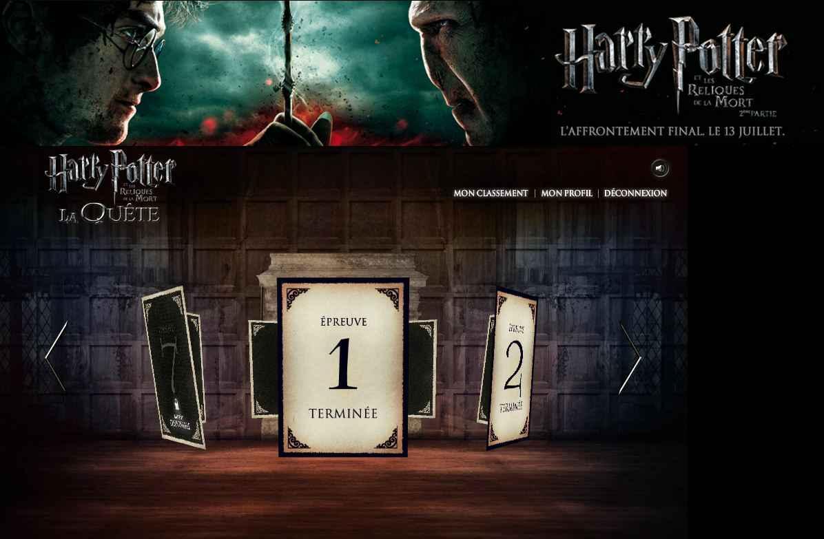 Harry Potter La Quete Les Reponses Des 7 Epreuves Du Jeu Concours
