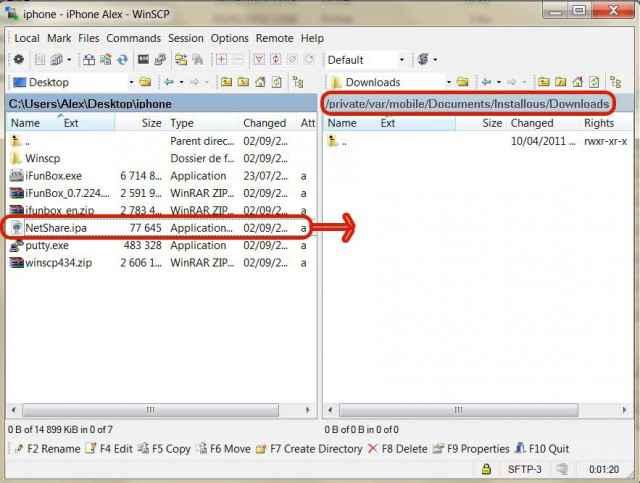 application pour ipad cydia installous