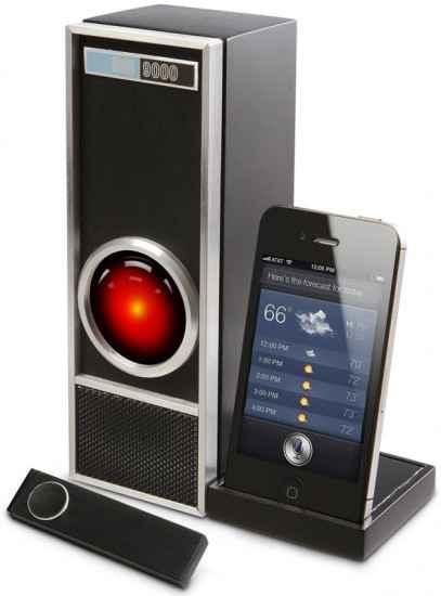 Le dock IRIS 9000 pour iPhone 4s