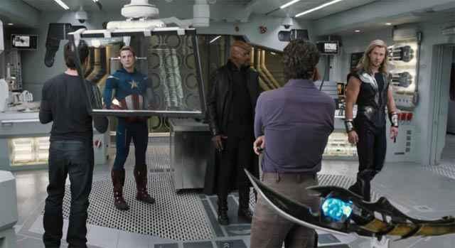 La bande annonce du film de The Avengers