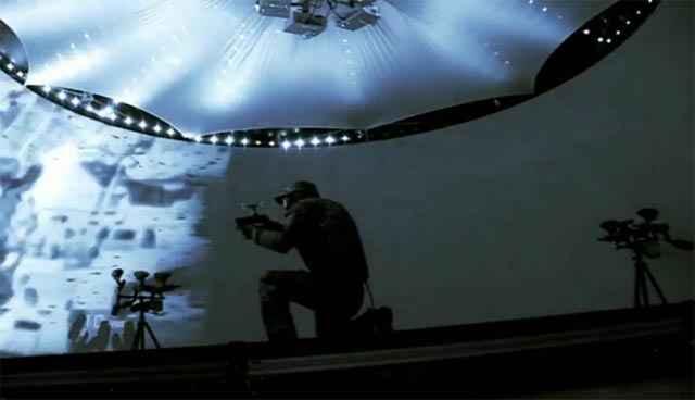 Un simulateur pour le jeu Battlefield 3