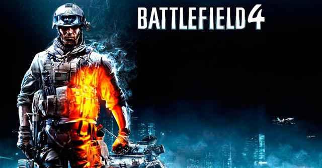 L'affiche de Battlefield 4