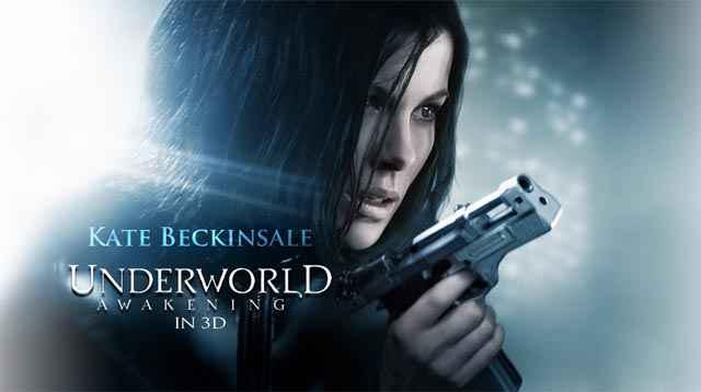 L'affiche d'Underworld 4 Awakening