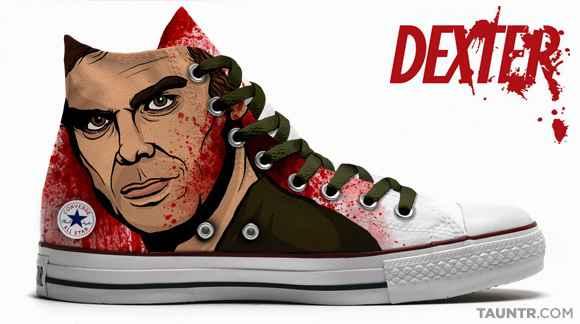 « Chuck Taylor Allstars  » Dexter