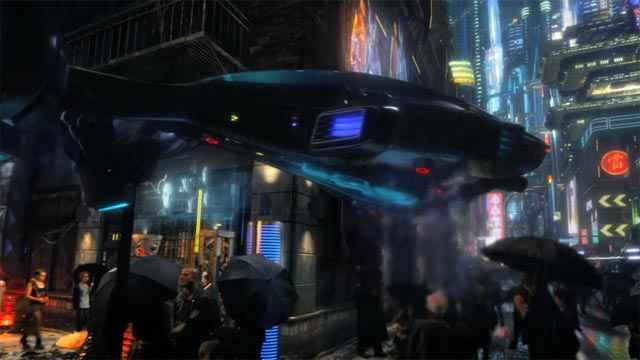 XXIT un film de Stargate Studio inspiré par Blade Runner