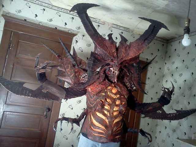 Un magnifique cosplay de Diablo III