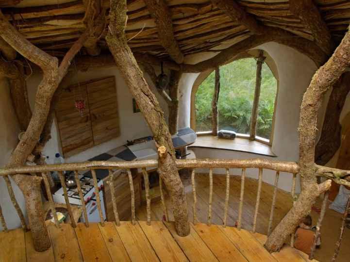 Maison Auto Suffisante #14: Une Vraie Maison De Hobbit écologique Et Autosuffisante | NeozOne