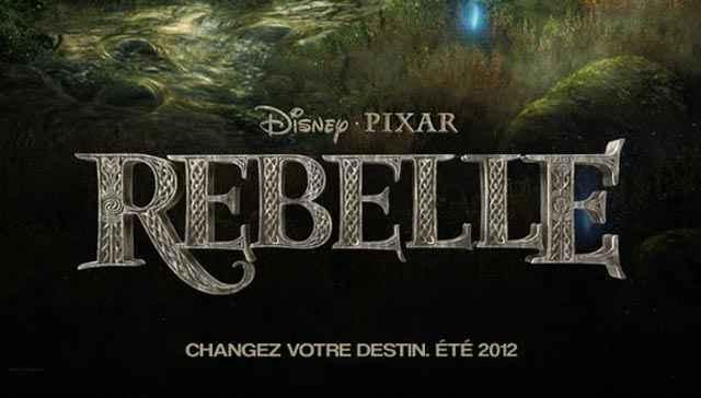 Rebelle (Brave) le nouveau film d'animation des studios Pixar