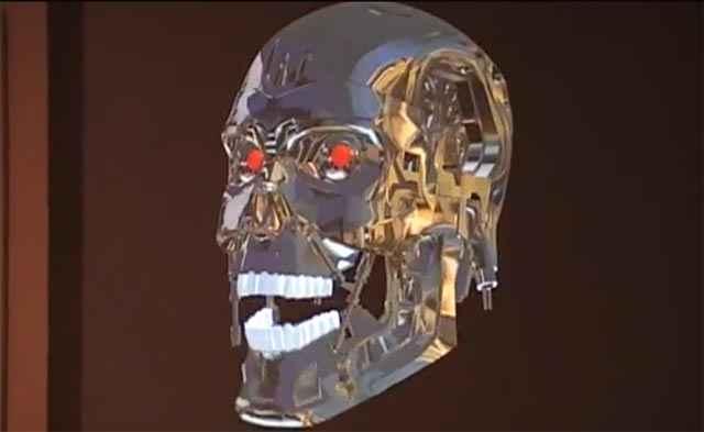 Un assistant virtuel à l'effigie du T800 Terminator