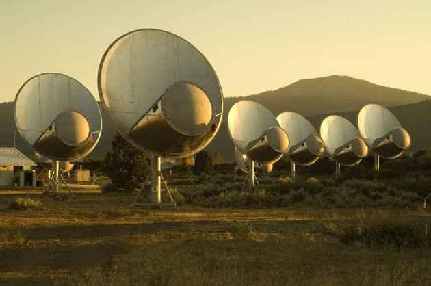 Les satellite du SETI