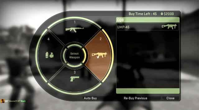 Une vidéo du gameplay de Counter-Strike: Global Offensive