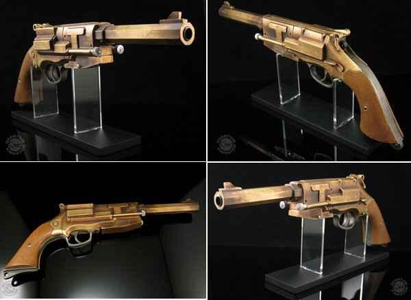 La réplique du revolver du capitaine Malcolm Reynolds