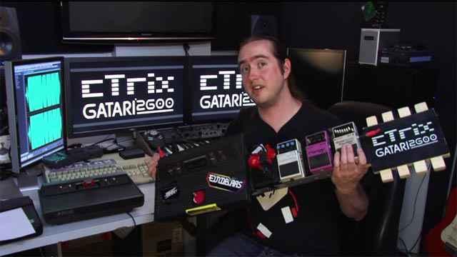La guitare gAtari 2600