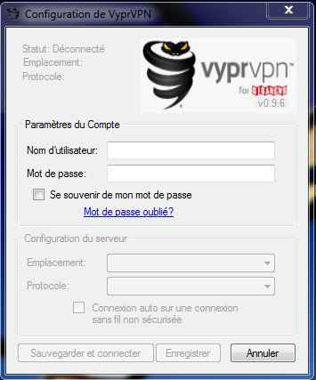 Une application qui simplifie le VPN
