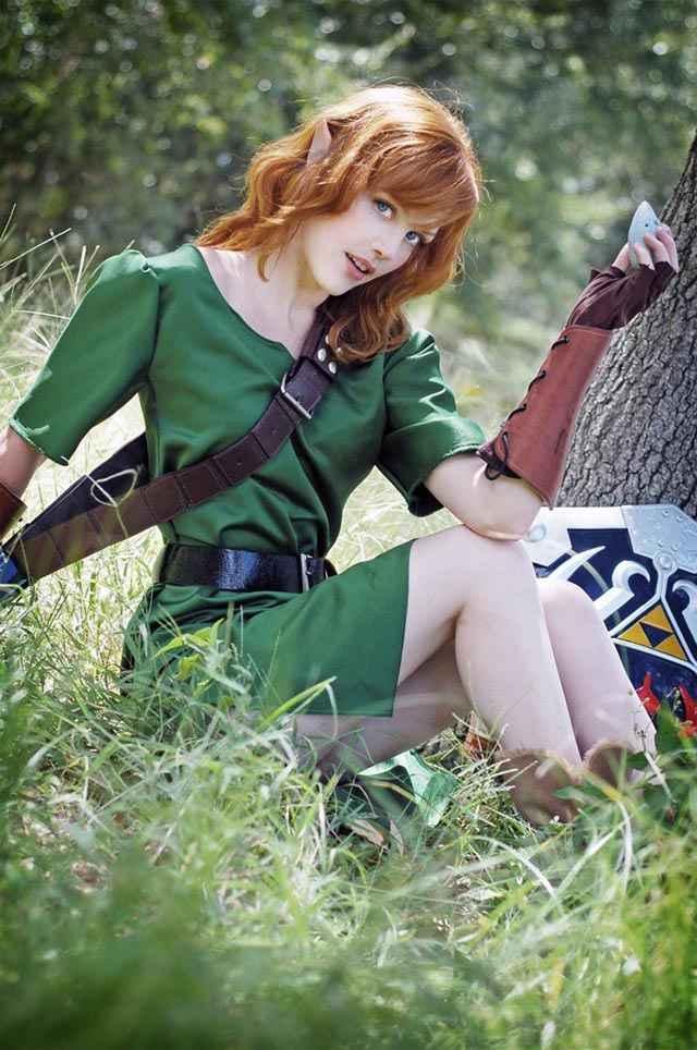 Cosplay et déguisement de Link (Zelda)