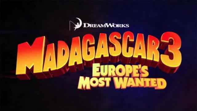 La bande annonce de Madagascar 3