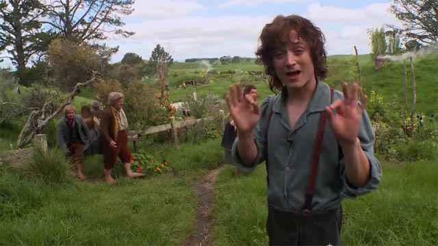 Bilbo le Hobbit - Production Video #5