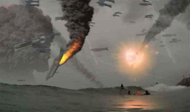Apocalypse Later, Surf Now - Le court métrage