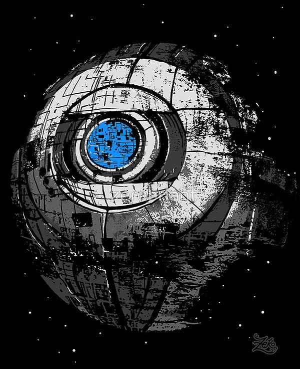Wheatley - L'étoile de la mort