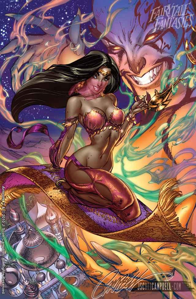 2012- Le calendrier sexy des princesses Disney