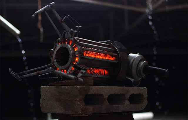 La réplique du Pistolet anti-gravité de Half Life vendue pour la bonne cause