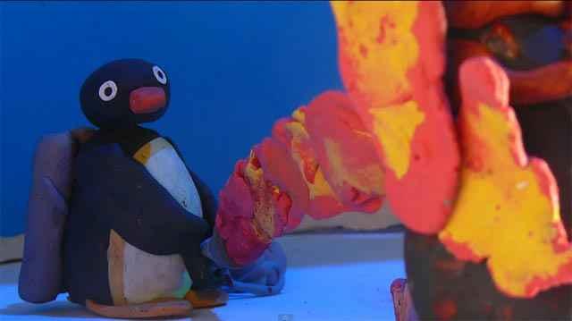 the thing avec des pingouins en p 226 te 224 modeler neozone l invention innovation du jour