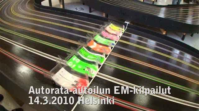 Le circuit de voitures électriques le plus rapide du monde