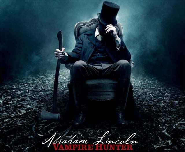 Abraham Lincoln Vampire Hunter - La bande annonce