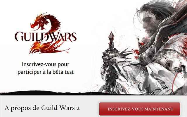 Guild Wars 2 - Il vous reste 48h pour vous inscrire à la bêta