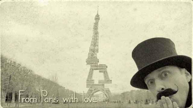 Les 125 ans de la Tour Eiffel en mode Tetris