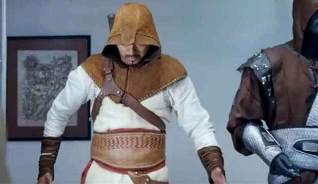 Assassin's Creed - Le film Bollywood