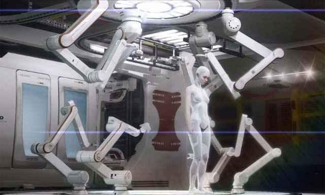 Kara - Le court métrage de Quantic réalisé en motion capture