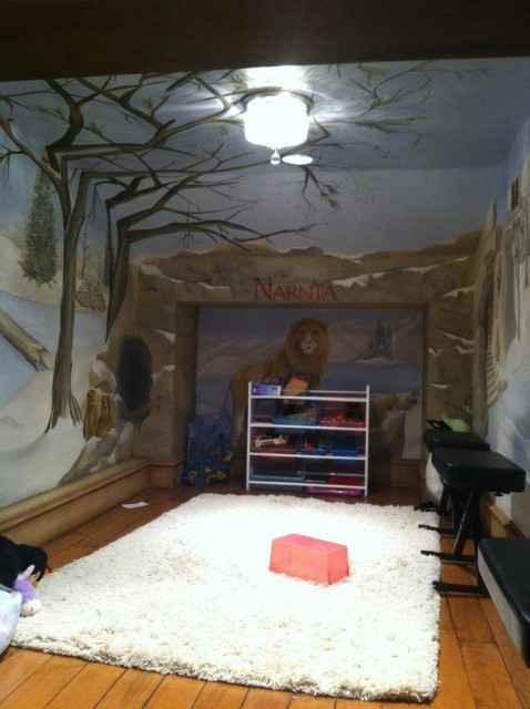 L'armoire magique de Narnia existe vraiment