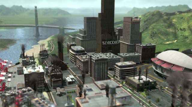 Sim City 5 - Le premier trailer
