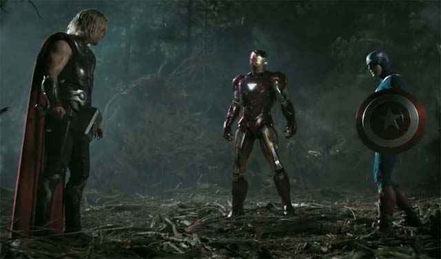 The Avengers - Une nouvelle bande annonce
