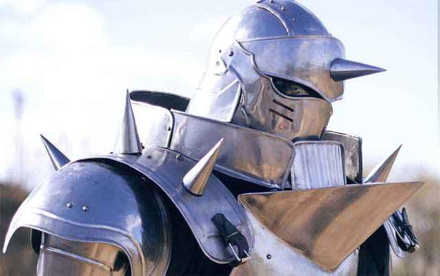 Fullmetal Alchemist - Un superbe cosplay d'Alphonse Elric