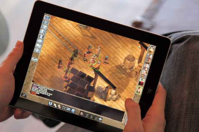 Baldur's Gate: Enhanced Edition™ sur iPad