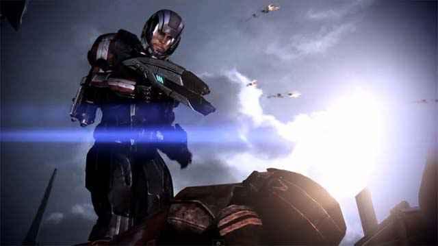 Mass Effect 3 - Le trailer officiel de lancement