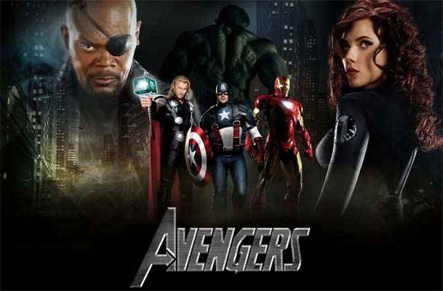 The Avengers - Un spot TV et plusieurs images inédites