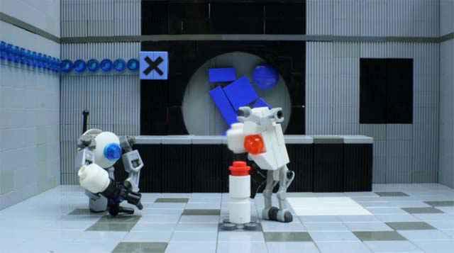 Les meilleurs jeux-vidéo de 2011 en Lego et en Stop Motion