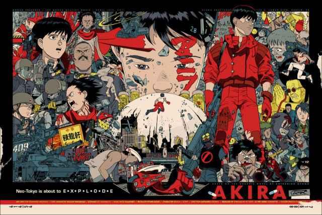 Mondo poster ARTGASM - De superbes affiches de cinéma