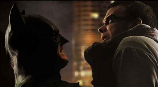 Batman : Faux départ - Une excellente parodie