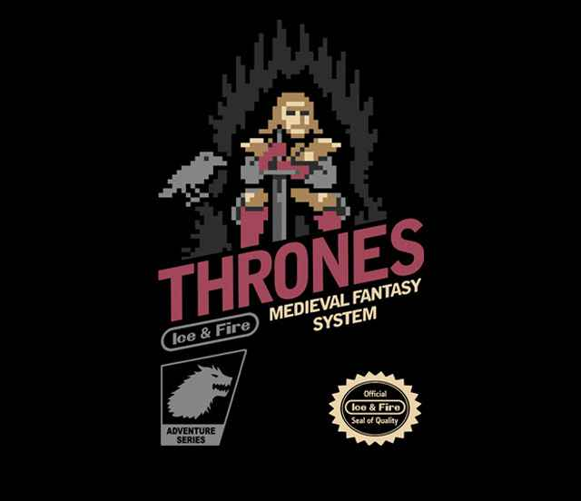 Game of Thrones - 8 Bits Mashup