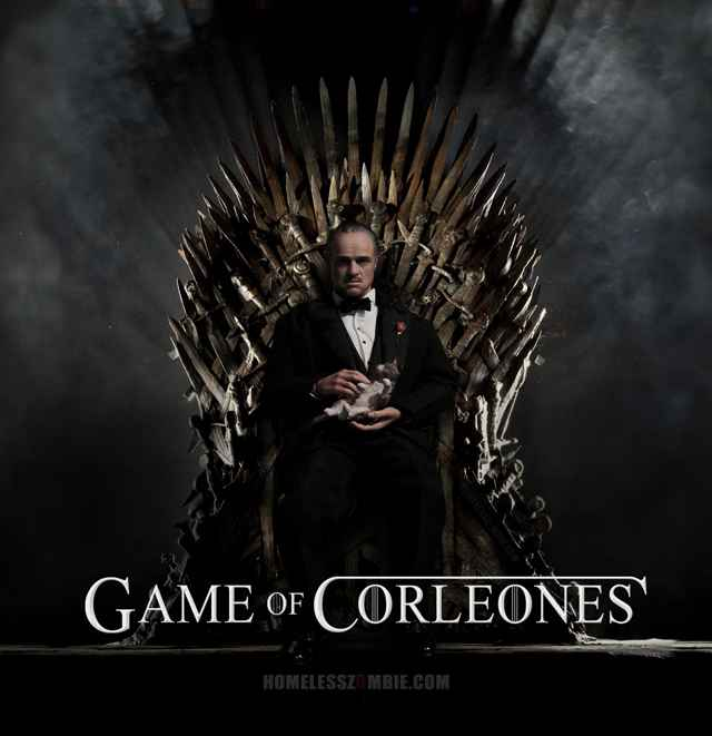 Game of Thrones - Corleones (Le parrain) Mashup