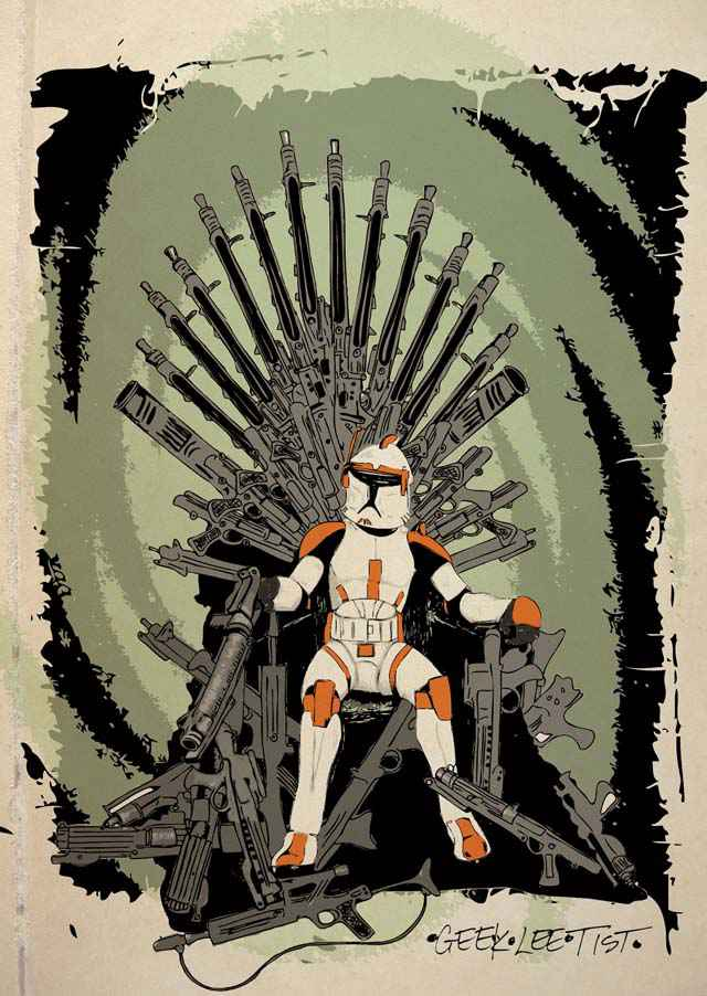 Game of Thrones - Stormtrooper Mashup