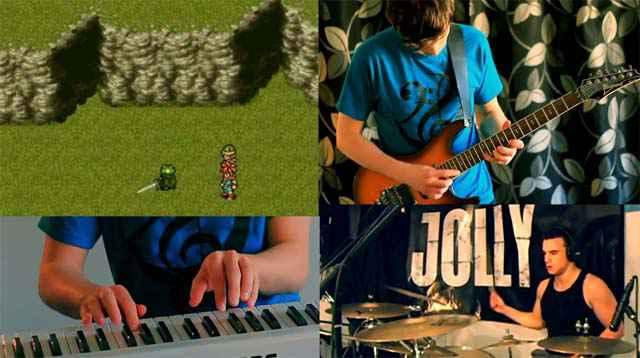 Un medley musical des plus grands jeux-vidéo