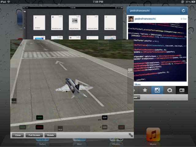 Quasar - Le multitâche fenêtré pour iPad
